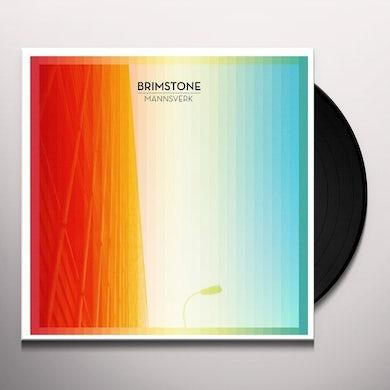 Brimstone MANNSVERK Vinyl Record