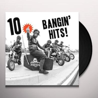 Creepy Creeps 10 BANGIN' HITS Vinyl Record