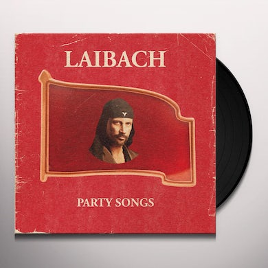 Laibach PARTY SONGS Vinyl Record