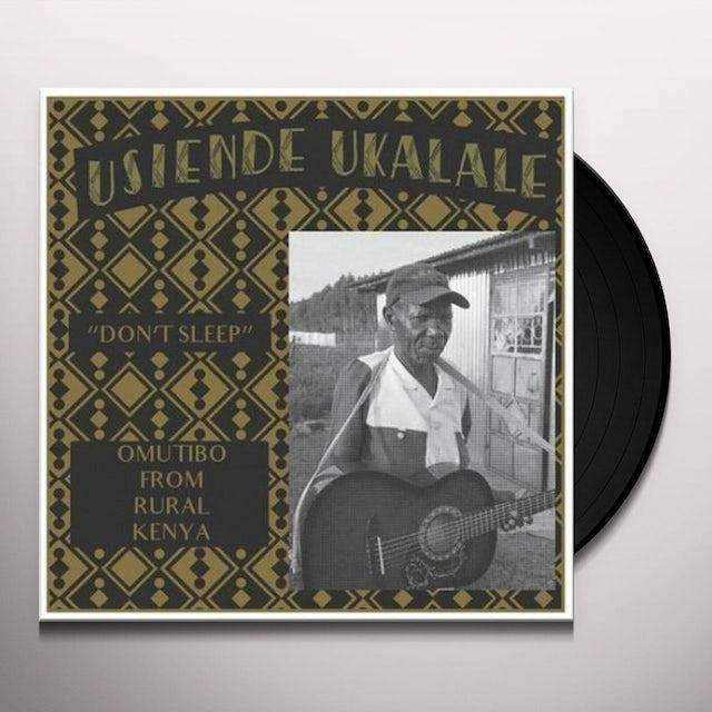 Don'T Sleep - Omutibo From Rural Kenya / Various