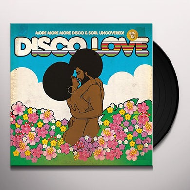DISCO LOVE 4 / VARIOUS Vinyl Record
