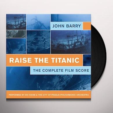 John Barry RAISE THE TITANIC / Original Soundtrack Vinyl Record