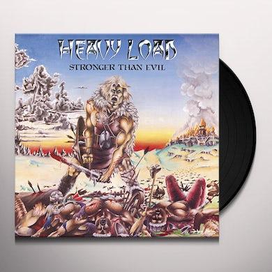 HEAVY LOAD STRONGER THAN EVIL Vinyl Record