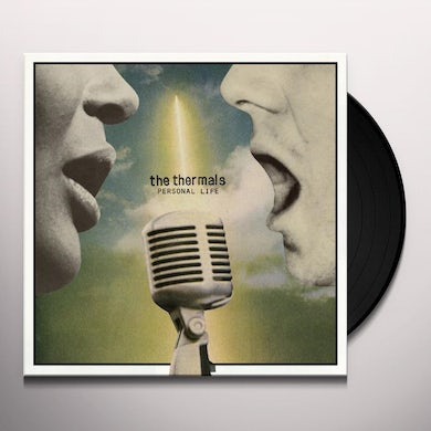 The Thermals PERSONAL LIFE Vinyl Record