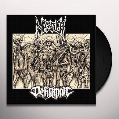 Master & Dehuman DECAY INTO INFERIOR CONDITIONS Vinyl Record