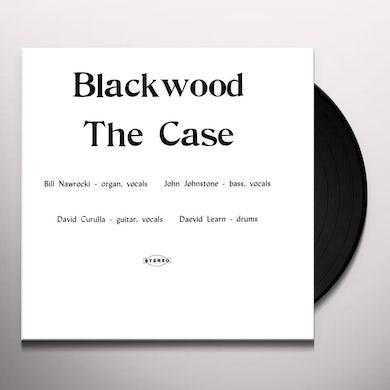 Case BLACKWOOD Vinyl Record