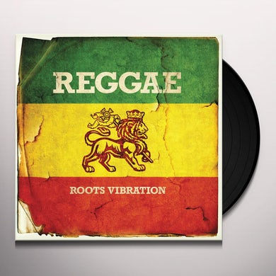 Reggae Roots Vibration / Various Vinyl Record