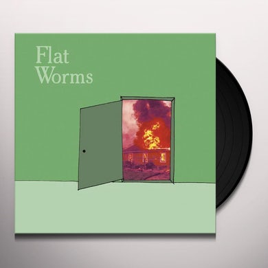 Flat Worms GUEST Vinyl Record