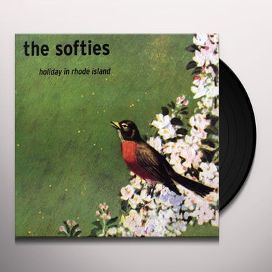 Softies HOLIDAY IN RHODE ISLAND Vinyl Record