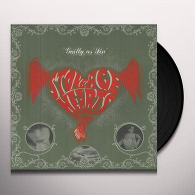 Stoneage Hearts GUILTY AS SIN Vinyl Record
