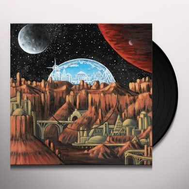 Eternal Tapestry WORLD OUT OF TIME Vinyl Record