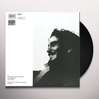 Luciano Cilio DIALOGHI DEL PRESENTE Vinyl Record