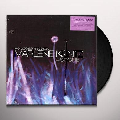 Marlene Kuntz HO UCCISO PARANOIA + SPORE Vinyl Record