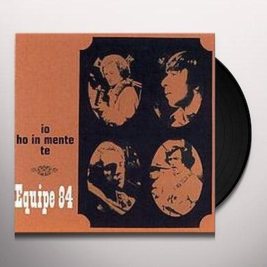 Equipe 84 IO HO IN MENTE TE Vinyl Record