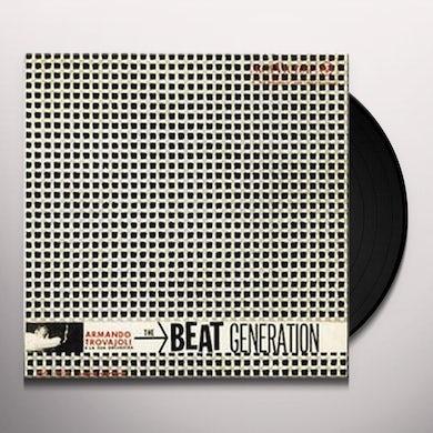 Luis Enriquez & His Electronic Men ELECTRONICA Vinyl Record