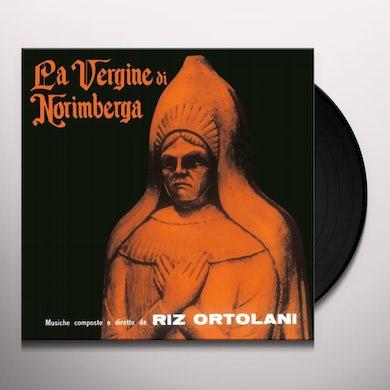 Riz Ortolani LA VERGINE DI NORIMBERGA / O.S.T. Vinyl Record