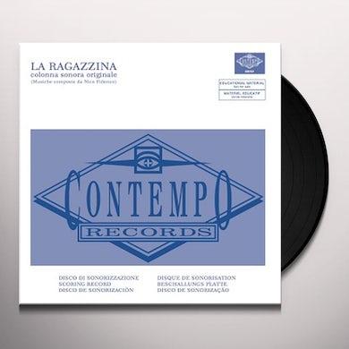 Nico Fidenco LA RAGAZZINA / Original Soundtrack Vinyl Record