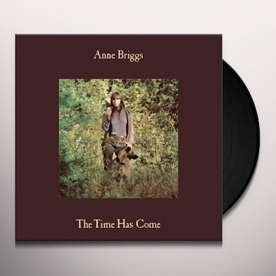 THE TIME HAS COME Vinyl Record