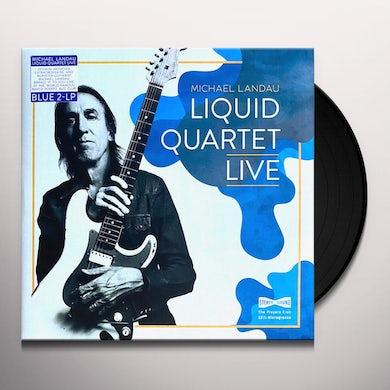 Liquid Quartet Live Vinyl Record