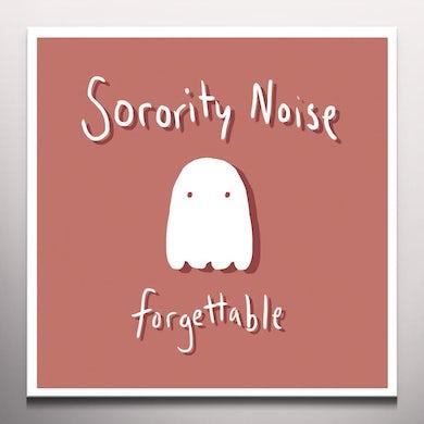 Sorority Noise FORGETTABLE Vinyl Record