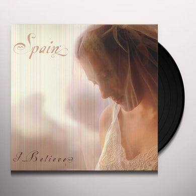 I BELIEVE Vinyl Record