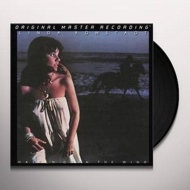 Linda Ronstadt HASTEN DOWN THE WIND Vinyl Record
