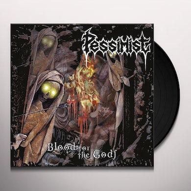 Pessimist BLOOD FOR THE GODS Vinyl Record