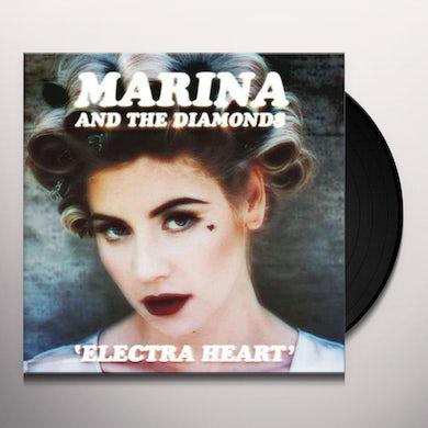 Marina & The Diamonds ELECTRA HEART Vinyl Record