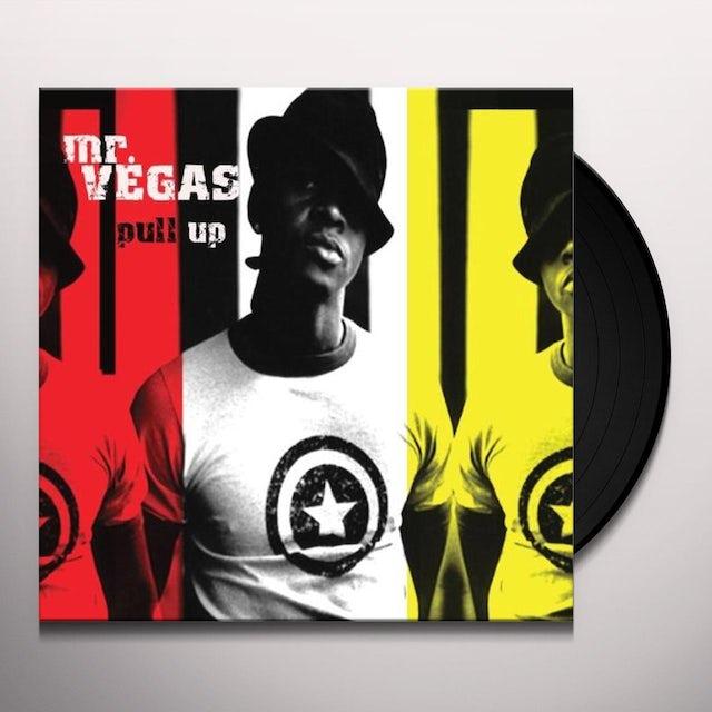 Mr. Vegas PULL UP Vinyl Record