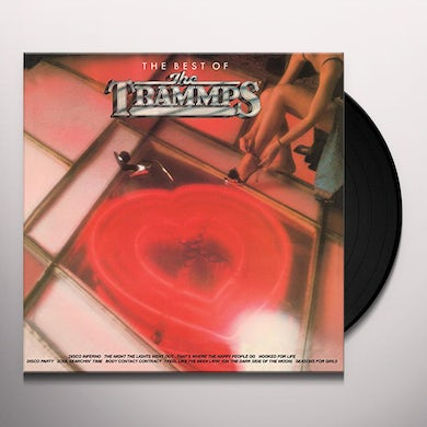 BEST OF THE TRAMMPS: DISCO INFERNO Vinyl Record