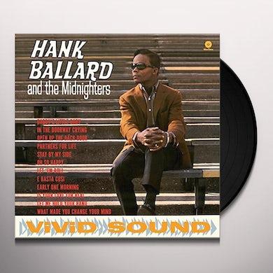 Hank Ballard & The Midnighters Vinyl Record - UK Release