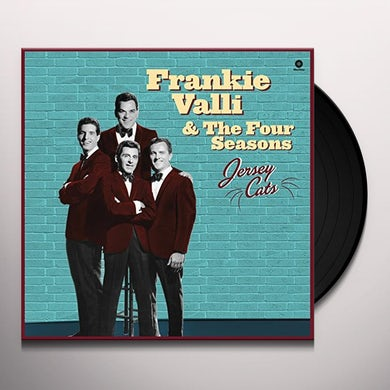 Frankie Valli JERSEY CATS Vinyl Record - 180 Gram Pressing, Digital Download Included, Spain Release