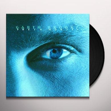 Garth Brooks Fresh Horses Vinyl Record