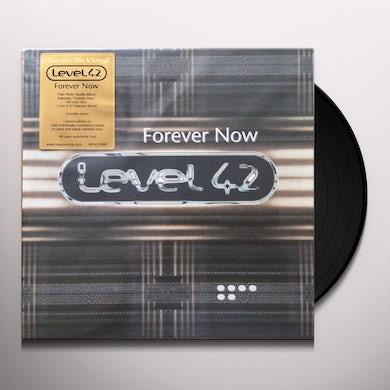 Level 42 FOREVER NOW Vinyl Record