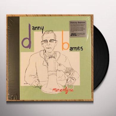Man On Fire (LP) Vinyl Record