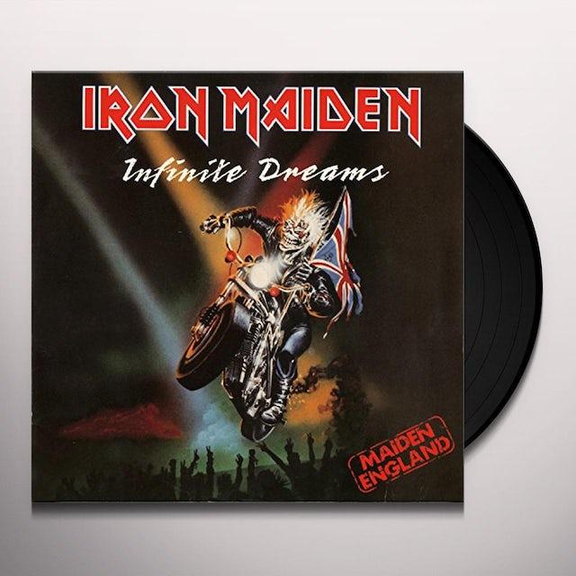 Iron Maiden INFINITE DREAMS Vinyl Record