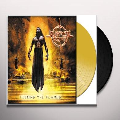 Burning Point Feeding The Flames Vinyl Record