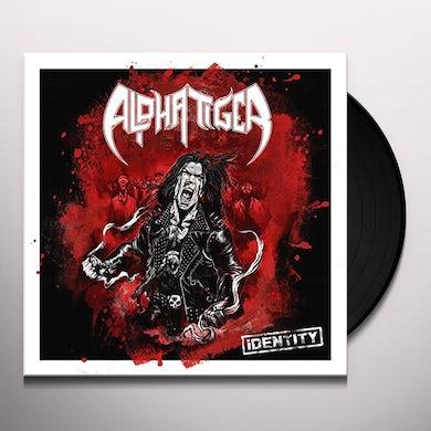 Alpha Tiger IDENTITY Vinyl Record