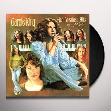 Carole King GREATEST HITS Vinyl Record