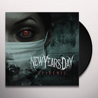 New Years Day EPIDEMIC Vinyl Record