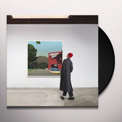 WINDOWS OPEN Vinyl Record