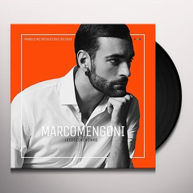 Marco Mengoni LE COSE CHE NON HO Vinyl Record