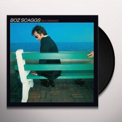 Boz Scaggs SILK DEGREES Vinyl Record