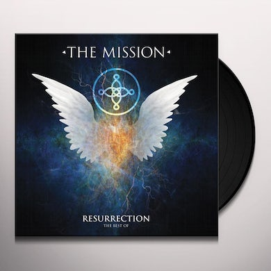 RESURRECTION - THE BEST OF THE MISSION Vinyl Record