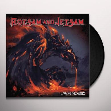 Flotsam & Jetsam Live In Phoenix Vinyl Record