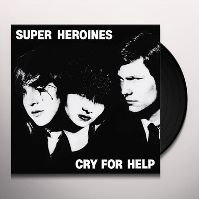 CRY FOR HELP Vinyl Record