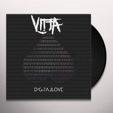 Vitja DIGITAL LOVE Vinyl Record