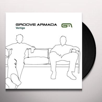 Groove Armada VERTIGO Vinyl Record