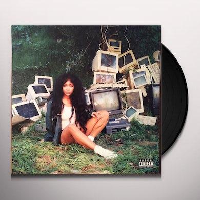 SZA Ctrl Vinyl Record
