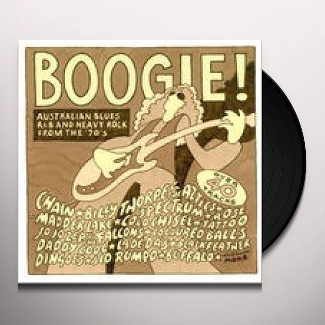 Boogie!-Australian Blues R&B / Various
